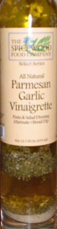 Parmesan Garlic Vinaigrette 12.7 oz.